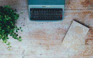 Scrivania copywriter Arianna Magnani